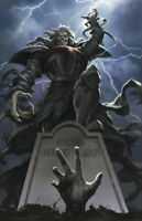 KING IN BLACK PLANET OF SYMBIOTES #1 SKAN VIRGIN VARIANT KNULL VENOM SPIDER-MAN