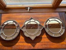 3 Piece Decorative Mirrors