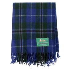 BORDER TWEEDS Knee Travel Rug Blanket Wool Tartan - Douglas