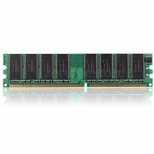 XIEDE 1GB DDR 333 MHz PC 2700 Memoria Memory RAM Desktop PC 184pin Baja Densidad