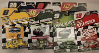 1/64 NASCAR AUTHENTICS - Die Cast Collectible Cars - Choose Your Favorites!