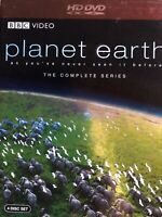 HD DVD - PLANET EARTH - COMPLETE SERIES - 4 DISC SET