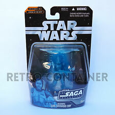 STAR WARS Kenner Hasbro Action Figure - SAGA COLLECTION - Holographic Clone Cody
