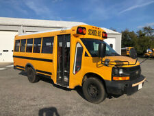 2008 Chevy Girardin Mini School Bus