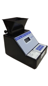 DIGITAL SEED GRAIN MOISTURE METER WITH 4 COMMODITY TESTING PORTABLE