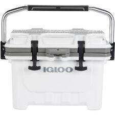 IGLOO IMX 24 qt. Hard Cooler - White