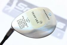 LH Adams Golf Tight Lies T 16° S Fairway Wood Golf Club Supershaft R-Flex