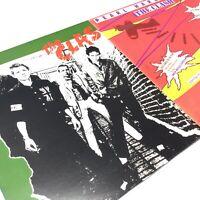 The Clash 'Pearl Harbour '79' Japan Vinyl LP VG+/EX Very Clean Copy! Read Desc