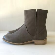 COUNTRY ROAD : NEW! SZ 38,41 [CR LOVE] noelia ankle boot storm grey - 7,10