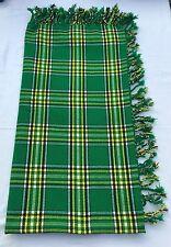 "Nuevo Escocés Kilt Mosca Tartán Cuadros irlandesa 48"" X 48""/Highland Kilt Volar A Cuadros/Kilt"