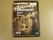 DVD / HITLERS HOLOGAUST - DEEL 2 ( GETTO, MOORDFABRIEK )