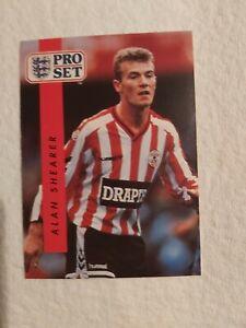 1990/1991 Pro Set Alan Shearer nm