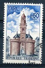 STAMP / TIMBRE FRANCE OBLITERE N° 1500 PORTE DE L'HORLOGE A VIRE