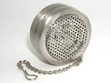 Stainless steel wheel shaped tea infuser