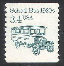 USA 1985 Trasporto/Scuola Bus/motori/Wagon 1v (n24534)