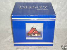 FORMA VITRUM DISNEY LIGHTED VILLAGE GEPPETTO'S TOY SHOP BRAND NEW IN BOX RARE!