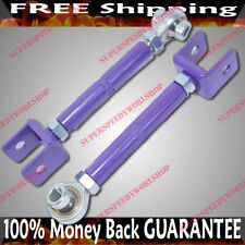 Rear PURPLE Traction Rod for Nissan 240SX 1989-1994 S13 1995-1998 S14 Adjustable