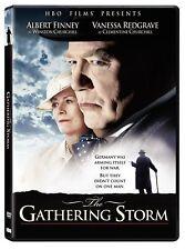 NEW DVD - THE GATHERING STORM - Albert Finney, Vanessa Redgrave, Jim Broadbent,