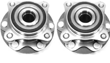 2 FRONT WHEEL HUB BEARING ASSEMBLY FOR 2003-2009 LEXUS GX470 4WD FAST SHIPPING