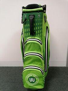 Ouul Aqua Waterproof Cart Bag Hunter Green, Brand New