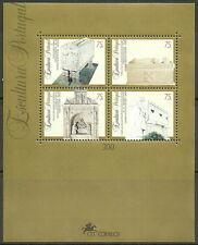 Portugal - Skulpturen (II). Block 101 postfrisch 1994 Mi. 2027-2030