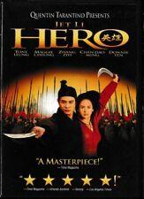 Quentin Tarantino Presents Hero (Dvd) (Jet Li,Tony Chiu-Wai Leung) Widescreen