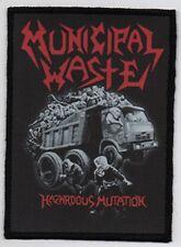 MUNICIPAL WASTE PATCH / SPEED-THRASH-BLACK-DEATH METAL