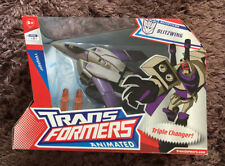 Transformers Animated Voyager BLITZWING *Sealed*