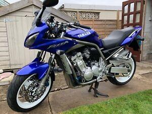 Yamaha Fazer 1000 exup