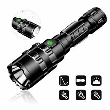 Rechargeable Bright 1000LM Flashlight  LED Tactical Bike Light Torch Headlamp UK