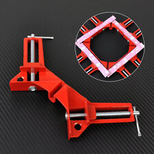 "3"" 90 Degree Right Angle Miter Corner Picture Frame Clamp Holder Woodwork"