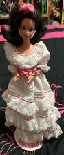 Puerto Rican 1996 Barbie Doll