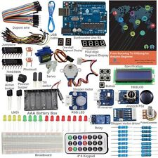 SunFounder Starter Beginner Kit for Arduino with LCD1602 Servo Serial Monitor