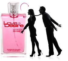 Love & Desire für Frauen Nr.1  mit Pheromonen 100ml