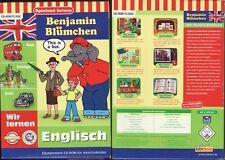 Benjamin Blümchen: Wir lernen  Englisch CD-ROM PC/ MAC spielend lernen