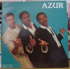 AZUR EN DALO ZOUK FRENCH LP TROPIC PROD. 1988