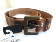 UNIQUE..GENUINE LEATHER..BELT..from NORDSTORM RACK..NEW w TAGS..sz 38
