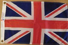 Great Britain Flag - Nylon - 12x18 - Used - Very Good Conditon