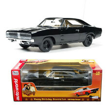 Auto World 1/18 Dukes Of Hazzard 1969 Dodge Charger General Lee Birthday AWSS110