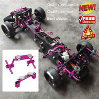 Alloy Magnetic Stealth Body Shell Mount Kit for HSP 1/10 RC Racing Car Q