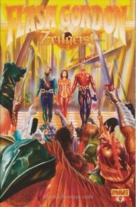 Flash Gordon: Zeitgeist #9 VF/NM; Dynamite | save on shipping - details inside