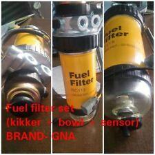 Jcb Parts Backhoe Fuel Filter Assembly 30 Micron Part No. 320/07280 320/07068