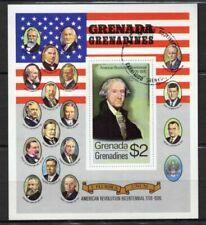 Timbres de Grenade depuis 1974