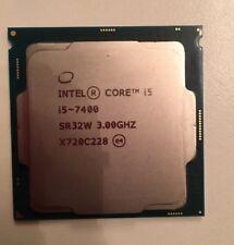 Intel Core i5-7400 Processor 3.0GHz 8.0GT/s 6MB LGA 1151 CPU