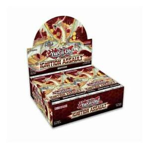 Sealed Booster BOX (24 packs) - Ignition Assault (1st Edition)