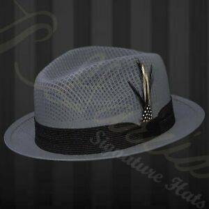 Classic Oxford Short Brim Viejo Style Garcia Signature Hat Original