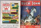 ~+~ BUCK JOHN n°110 ~+~ 1958 IMPERIA
