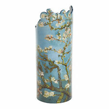 Almond Tree in Blossom Vase by Van Gogh - Silhouette d'art by John Beswick