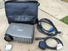 More details for infocus lp70 portable mobile home cinema/business presentation digital projector
