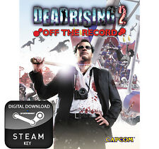 DEAD RISING 2 OFF THE RECORD PC STEAM KEY